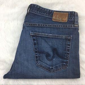 AG | Protege Straight Denim Jeans 36